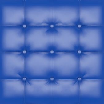Blue leather upholstery background