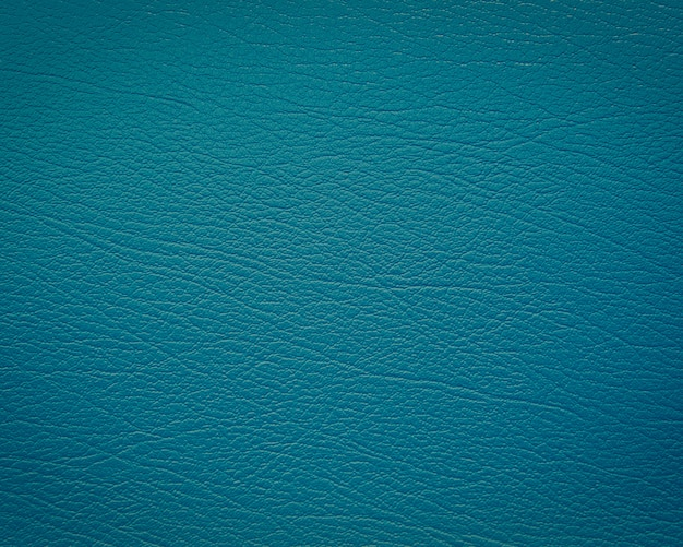 Blue leather with texture/structure