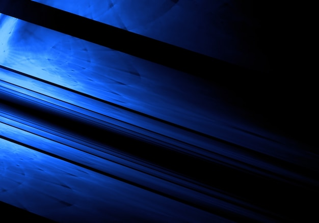 Blue lines abstract wallpaper