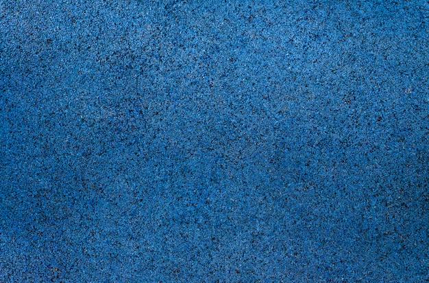 Blue little pebbles