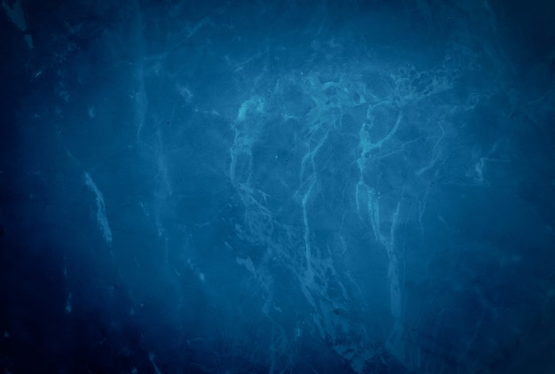 Синий мраморный фон.