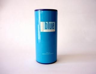 Blue for men, men