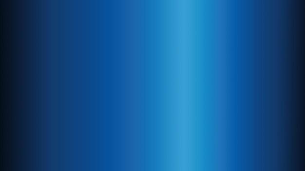 Blue metal gradient background