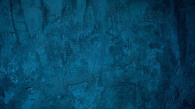 Blue mortar background, cement texture