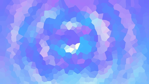 Голубая мозаика абстрактный узор текстуры фона, мягкие размытые обои