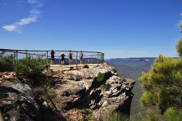 Национальный парк голубые горы, австралия