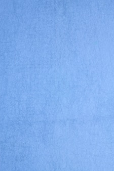 Blue mulberry paper