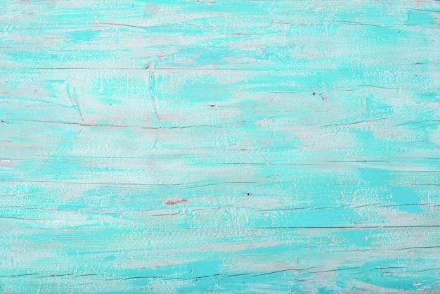 Голубая естественная старая деревянная поверхность