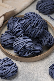 アンチャンの花と青い麺