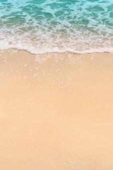 Blue ocean lagoon