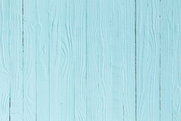 Blue painted wooden background