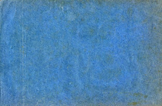 파란색 종이 질감 배경