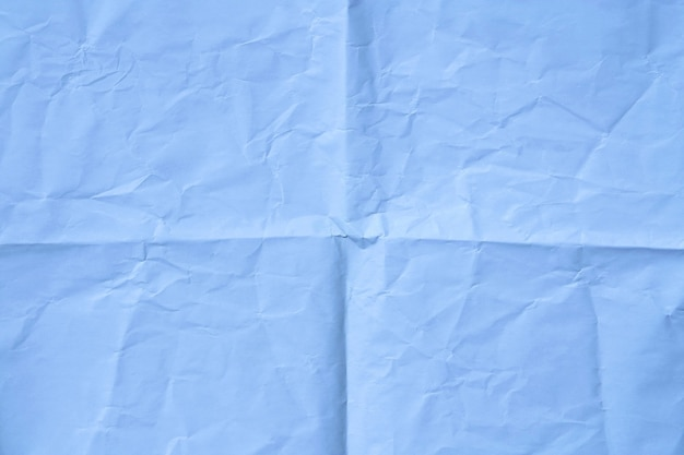 Текстура голубой бумаги
