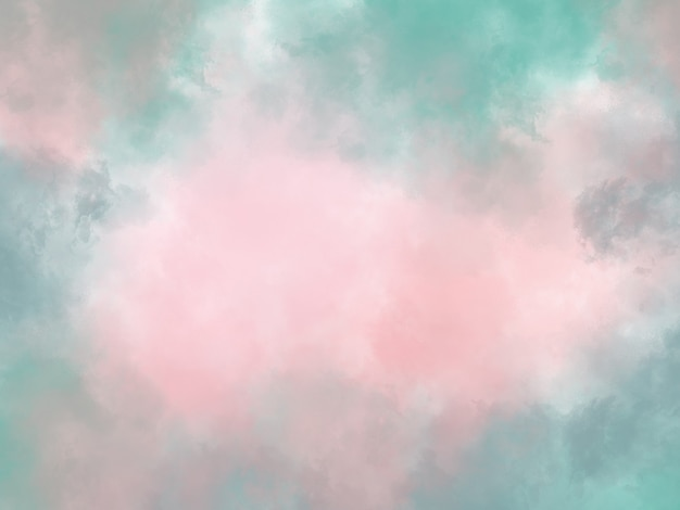 Blue and pink abstract surface