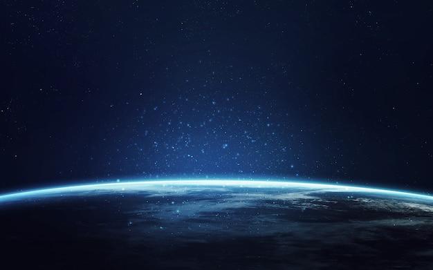Голубая планета земля