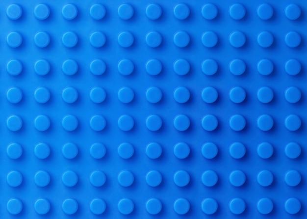 青いプラスチック構造の背景