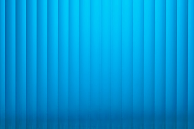 Blue product backdrop with patterned glass