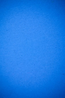 Blue recycling paper background.