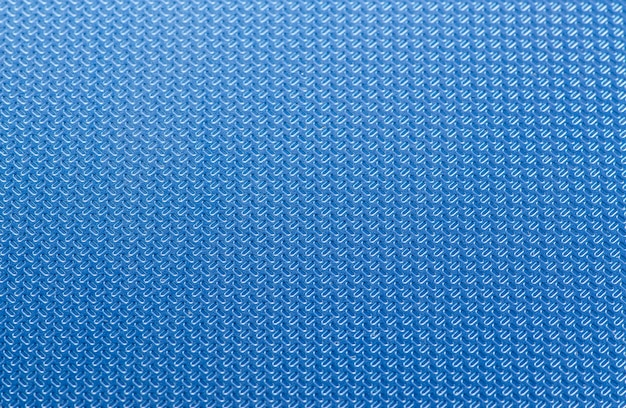 Blue ribbed technological background.