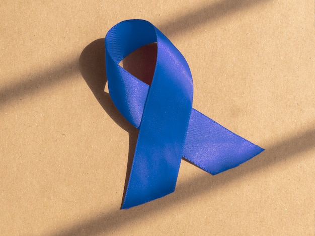 Голубая лента медицинский лук мужского здоровья