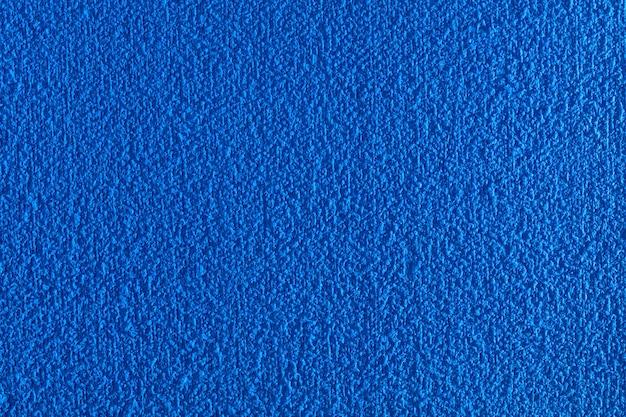 Blue rubber canvas