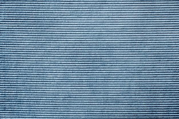 Синий ковер ткань текстурированный фон