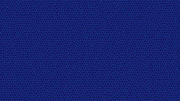 青いシンプルなモザイク抽象的なテクスチャ壁紙の背景