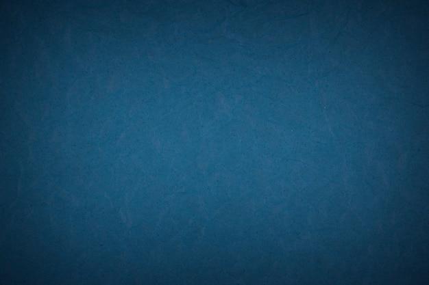 青い滑らかなテクスチャ紙の背景