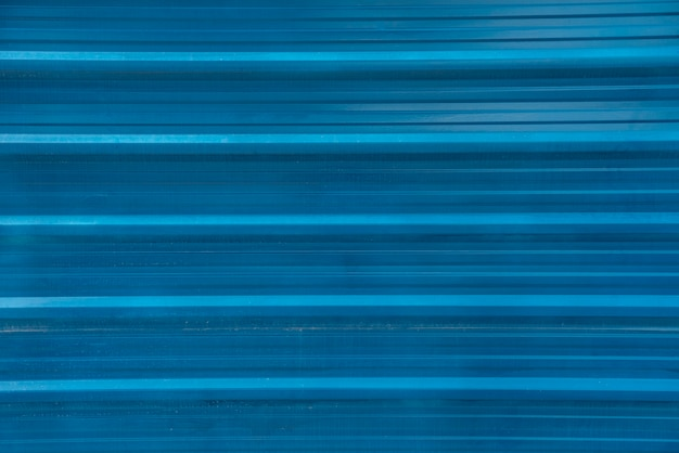 Blue steel wall texture background