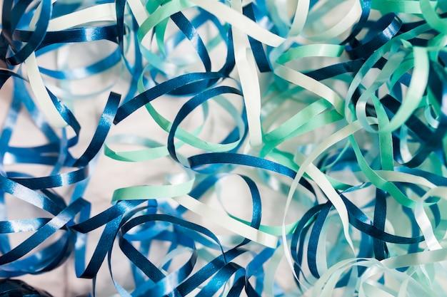 Streamer blu