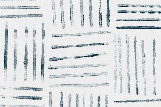 Stampe a blocchi di sfondo con motivo a strisce blu