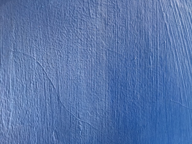 Blue textured concrete wall background
