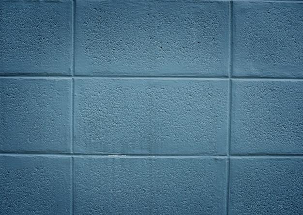Blue tiled pattern decoration style texture concept
