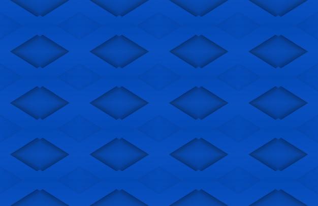 Blue tiles texture background.