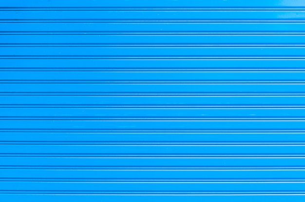 Blue wall container texture background. can be use as background texture or wallpaper.