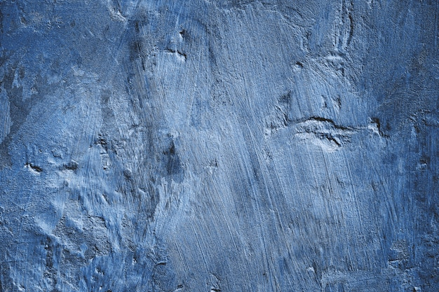 Blue wall texture as surface