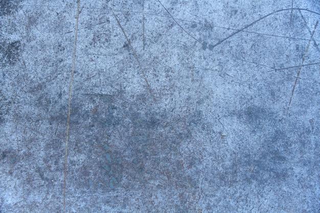 傷ブルーの壁 無料写真