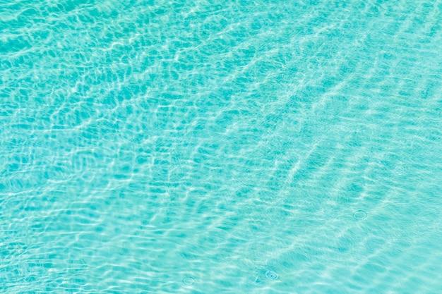 Tessitura di acqua blu