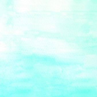 블루 수채화 배경