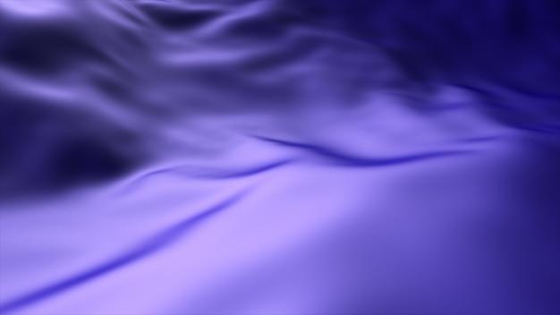 青い波背景