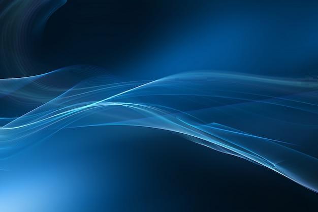 Абстрактный дизайн фона с плавные линии