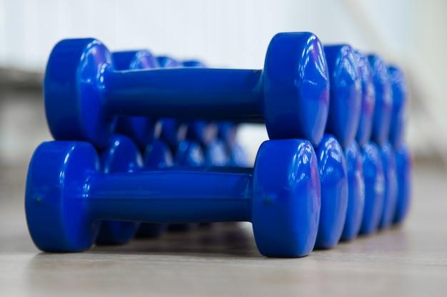 Синие веса