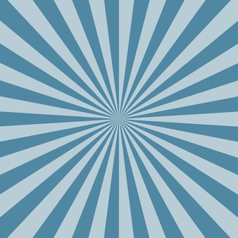 Blue and white blue sunburst pattern background