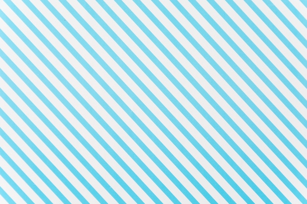 Blue and white line pattern