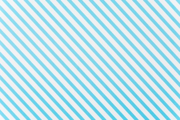 Modello di linea blu e bianca