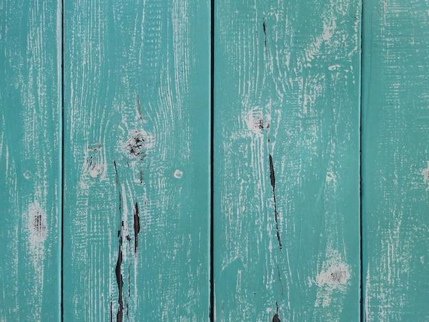 蓝色的木头背景