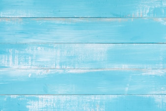 Blue wood texture background surface