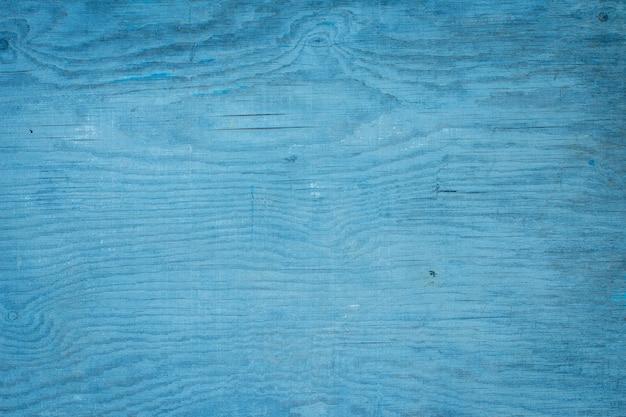 Blue wooden texture, background