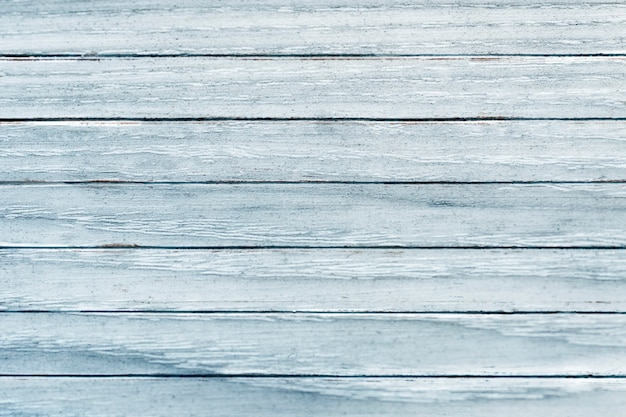 Blue wooden texture flooring background