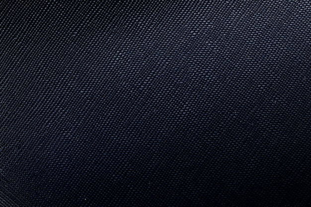 Blue woven fabric background
